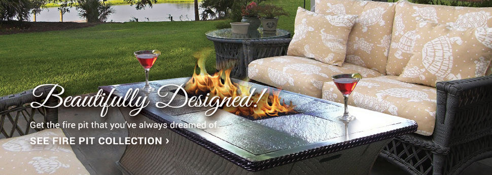 Dreffco Fire Pits and Tables