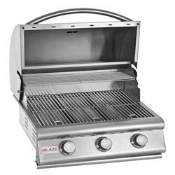 Blaze 3 Burner Gas Grill Blaze 3 Burner Gas Grill, Blaze Grills, Blaze Outdoor Products, Discount Hearth, Barbecue Grills, Barbecue