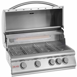 Blaze 4 Burner Gas Grill Blaze 4 Burner Gas Grill, Blaze Grills, Blaze Outdoor Products, Discount Hearth, Barbecue Grills, Barbecue