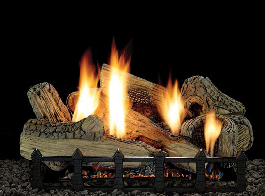 Canyon Gas Log Set Vent-Free canyon ceramic gas logs,vent free gas logs, vent free gas log, gas logs, gas log, white mountain