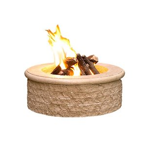 Chiseled Fire Pit Chiseled Fire Pit, Discount Hearth, American Fyre Designs, American Fyre Designs Fire Pits, Gas Fire Pits