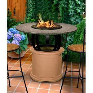 "Del Mar 42"" Bar Height Fire Pit Del Mar 42"" Bar Height Fire Pit, Del Mar, COC, California Outdoor Concepts, Bar Height, Discount Hearth, Discount Hearth Series, Del Mar Seires"