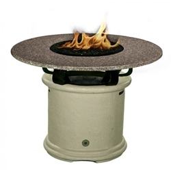 "Del Mar 35"" Balcony Height Fire Pit Del Mar 54"" Balcony Height Fire Pit Table, Discount Hearth, COC, California Outdoor Concepts, Del Mar Series, COC Series, Fire pit, fire pits"