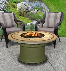 "Del Mar 23"" Chat Height Fire Pit Del Mar Fire Pit Table Chat Height, Del Mar, Fire Pit, Fire Pit Table, Del Mar Table, Del Mar Fire Pits, Fire"