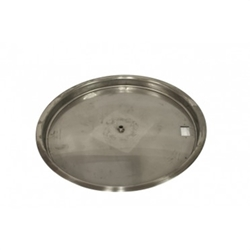 "Drop-In <br> Burner Pan </br> 13"" Drop-In Burner Pan, Drop In, Burner Pan, Burner Pans, Bowls, Pans, Pan, Discount Hearth, HPC, Hearth Products Control"