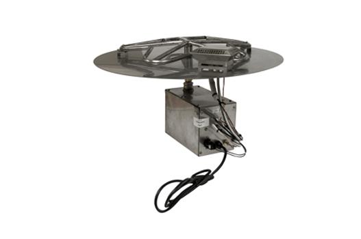 Electronic Drop In Penta Flat Burner Pan Discount Hearth