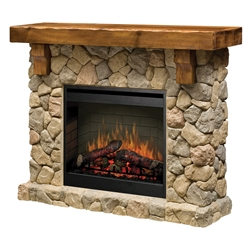 Fieldstone Fire Package Fieldstone Fire Package, Discount Hearth, Electric Fireplaces, Discount Hearth Products, Dimplex, Dimplex Products, Media Consoles, Dimplex Media Consoles