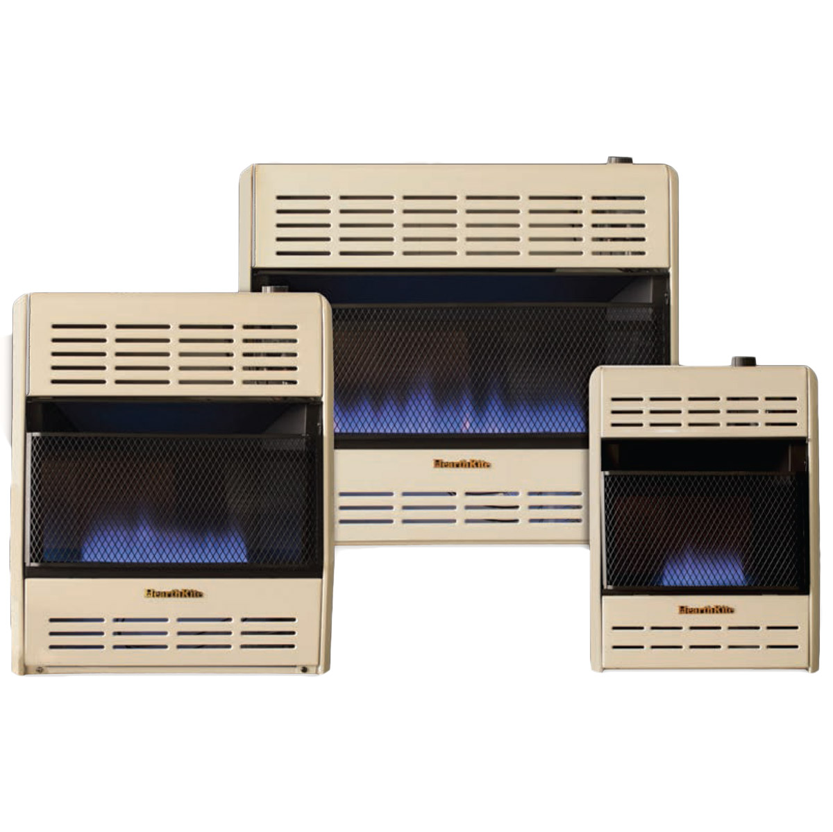 HB Blue Flame Heater Gas