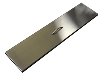 Linear Trough Stainless Steel Cover Linear Trough Stainless Steel Cover, Linear, Linear Trough, Manual Lit, Manual Ignition, Remote Electronic Ignition Models, Discount Hearth, Fire Pits, Fire Pit Accessories, HPC