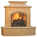 Mariposa Fireplace - AFD-FP-242-073-01-N-SD-RBC
