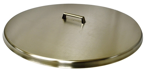 Round Stainless Steel Cover Stainless Steel Cover, Manual Lit, Manual Ignition, Remote Electronic Ignition Models, Discount Hearth, Fire Pits, Fire Pit Accessories, HPC