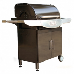 Smoke N Hot Pro Pellet Grill Stainless