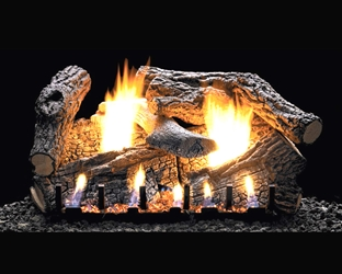 Super Sassafras Gas Log Set Vent-Free super sassafras gas logs,vent free gas logs, vent free gas log, gas logs, gas log, white mountain