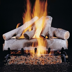 Birch Gas Logs Birch Gas Logs, Gas Logs, Gas, Logs, Logset, Discount Hearth, Rasmussen, Rasmussen Product