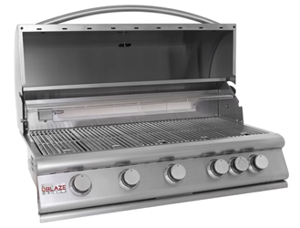 Blaze 5 Burner Gas Grill Blaze 5 Burner Gas Grill, Blaze Grills, Blaze Outdoor Products, Discount Hearth, Barbecue Grills, Barbecue