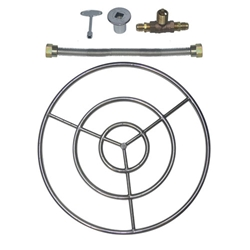 Stainless Steel Ring Burner Kits for NG stainless steel ring burner, ring burner.