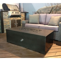 "24"" x 60"" Fire Pit Table"