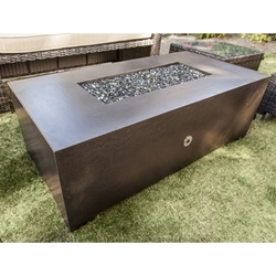 "24"" x 72"" Fire Pit Table"