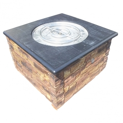 "Legacy Stone Fire Table 36"" Base"
