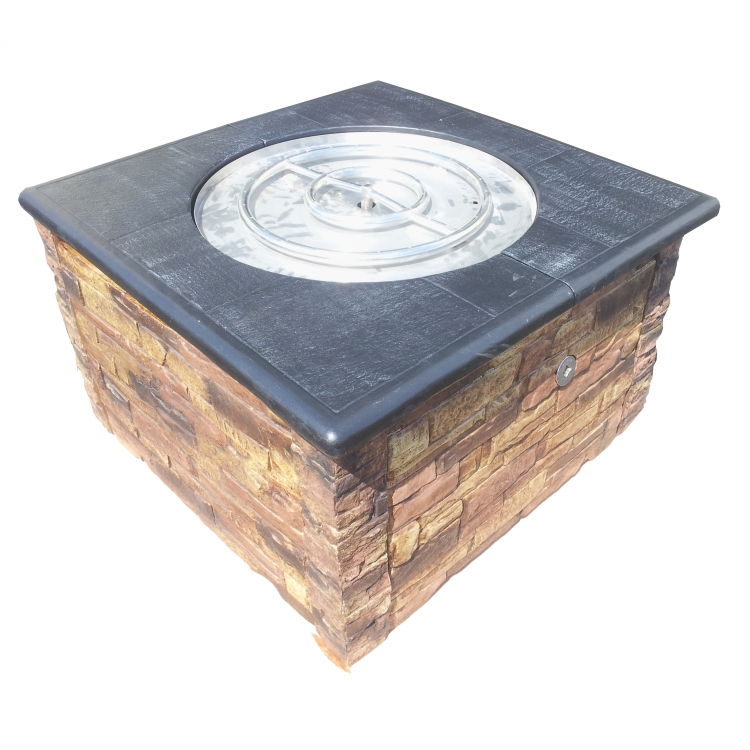 Legacy Stone Fire Table