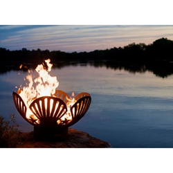 Barefoot Beach outdoor fire pit, outdoor gas fire pit, outdoor firepit, outdoor gas firepit.