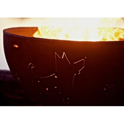 Funky Dog funky dog fire pit, outdoor gas fire pit, outdoor firepit, outdoor gas firepit.