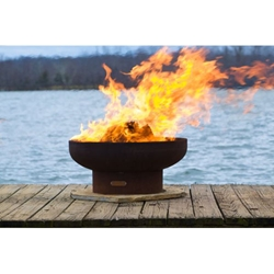 Low Boy low boy fire pit, outdoor gas fire pit, outdoor firepit, outdoor gas firepit.