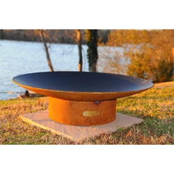 Asia Oriental Wok Gas asia outdoor fire pit, outdoor gas fire pit, outdoor firepit, outdoor gas firepit.