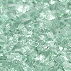 "1/4"" Emerald Green Fireglass emerald green fireglass, fireplace glass, fire pit, firepits, fire pit glass, fireplace, fireglass, fire glass pit, fireplaces glass, fire place glass"