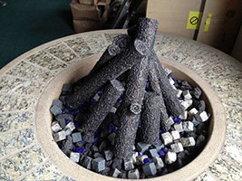Oak Steel Logs 60 oak steel logs, oak steel, log sets, log set, discount hearth, warming trends, warming trends oak steel log sets, warming trends oak steel