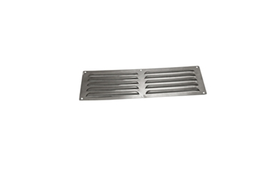 Fire Pit Vent Louvered