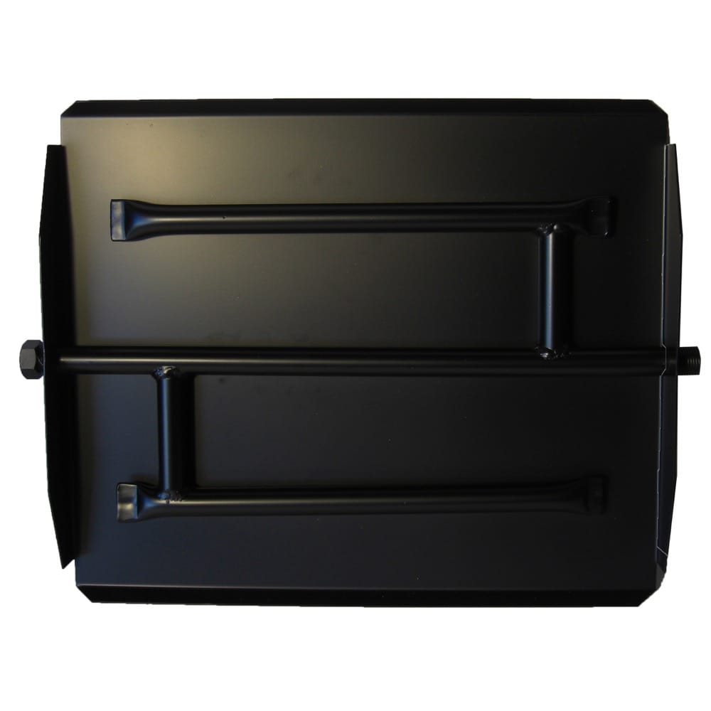 17 inch Powder Coated Triple Xtra Flame Burner Pan - DR-B-PCTP-18