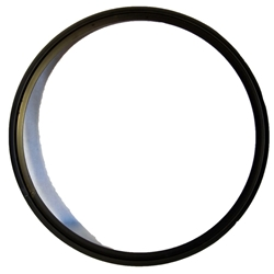 24 inch Aluminum Trim Ring for Fire Pit Burners