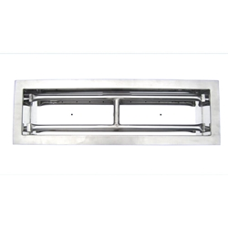 18 inch Stainless Steel Drop-In Rectangular Burner