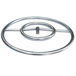 24 inch Stainless Steel Fire Pit Ring